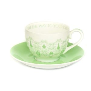 English Ladies Tiana Story Cup And Saucer