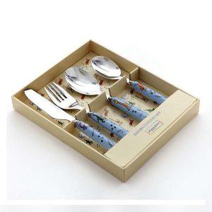 Martin Gulliver 4 Piece Safari Cutlery Set