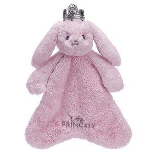 Brindy Bunny Blankie Pink - Nat & Jules