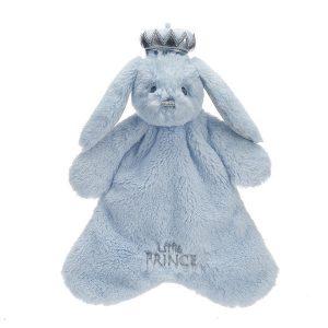 Bosley Bunny Blankie Blue Nat & Jules