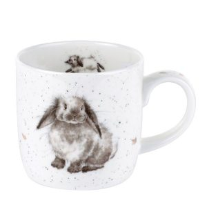 Royal Worcester Wrendale Rosie Mug