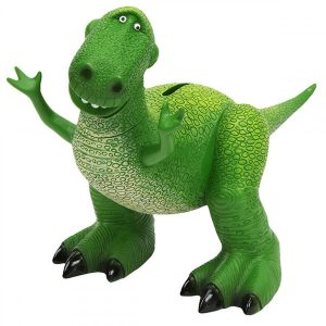 Disney Pixar Toy Story 4 Money Box Rex