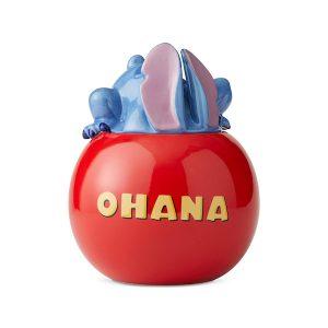 Disney Stitch Cookie Jar