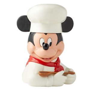 Disney Chef Mickey Mouse Cookie Jar