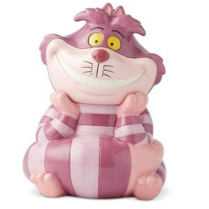 Cheshire Cat Cookie Jar