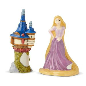 Disney Rapunzel And Tower Salt And Peppe