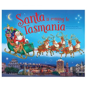 Santa Is Coming To Tasmania Book