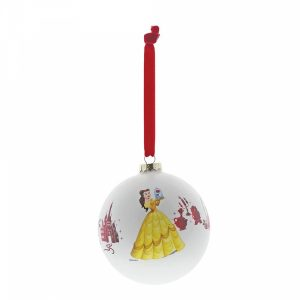 Disney Enchanting Bauble Beauty And The Beast