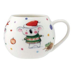 Christmas Mug Barney Gumnut