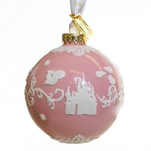 English Ladies Sleeping Beauty Ornament