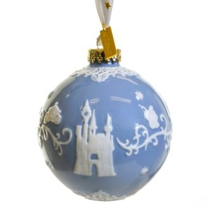 English Ladies Cinderella Ornament