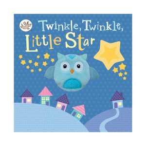 Little Me Twinkle Twinkle Little Star Finger Puppet Book