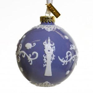 English Ladies Rapunzel Ornament