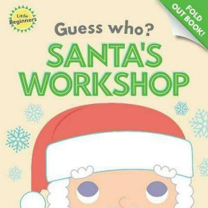 Little Beginners Guess Who Fold Santa's Workshop
