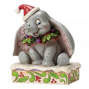 Jim Shore Dumbo Anniversary Piece