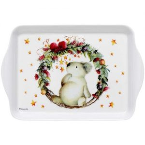 Bush Christmas Scatter Tray Koala