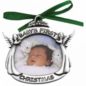 Babys First Christmas Tree Ornament