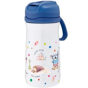 Summer With Barney Drink Bottle