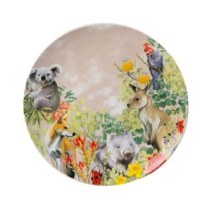 Ceramic Plate Love From Down Under