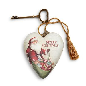 Art Hearts Merry Christmas