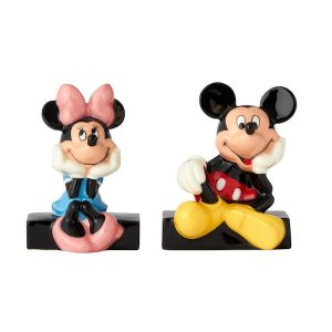 Disney Mickey And Minnie Salt And Pepper