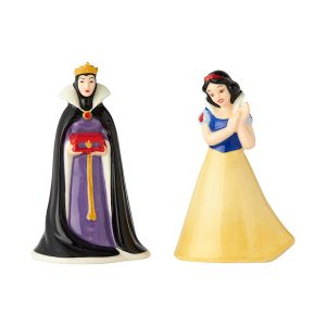 Disney Snow White And Queen Salt And Pepper