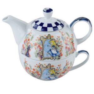 Cardew Designs Alice In Wonderland Tea For One