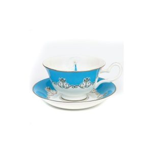 English Ladies Frozen Elsa Tea Set