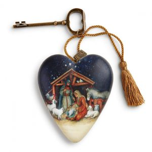 Art Hearts O Holy Night Nativity