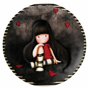 Gorjuss Collectable Wall Plate -The Collector