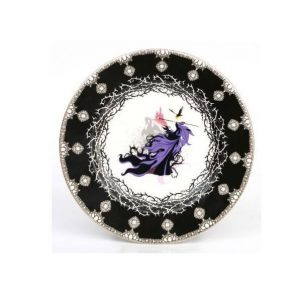 Disneys Sleeping Beauty Maleficent 6 Inch Plate