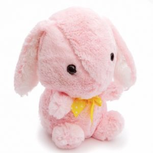 Bella Rabbit Pink (30cmST)