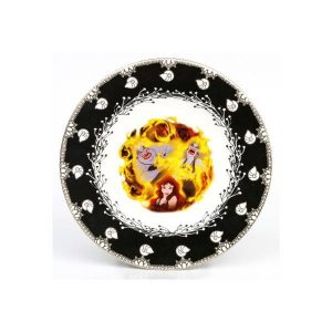 Disneys Little Mermaid Ursula 6 Inch Plate