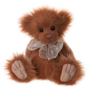 Butterscotch Charlie Bears Plush Collection