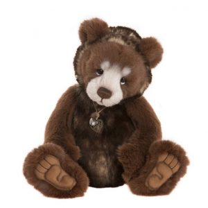 Pamper Charlie Bears Plush Collection