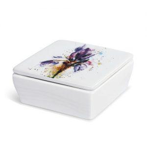 Dean Crouser Iris Lidded Vanity Box