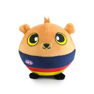 Adelaide Crows Squishii Player Plush Toy