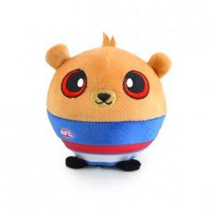 Western Bulldogs Squishii Player Plush Toy