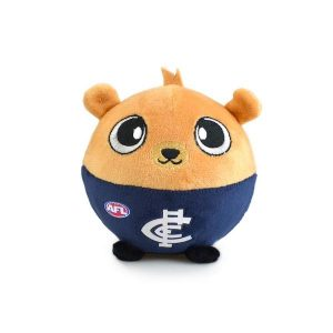 Carlton Blues Squishii Player Plush Toy
