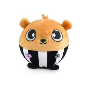 Collingwood Magpies Squishii Player Plush Toy