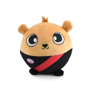 Essendon Bombers Squishii Player Plush Toy
