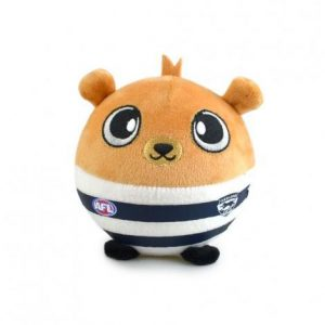 Geelong Cats Squishii Player Plush Toy