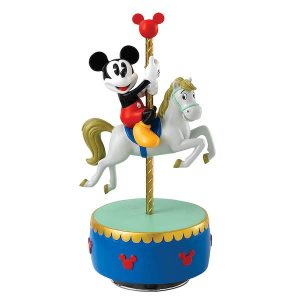 Disney Enchanting - Mickey Carousel Musical Come To The Fair