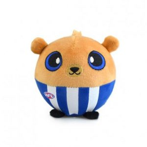 North Melbourne Kangaroos Squishii Player Plush Toy