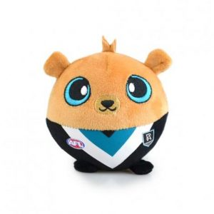 Port Adelaide Power Squishii Player Plush Toy