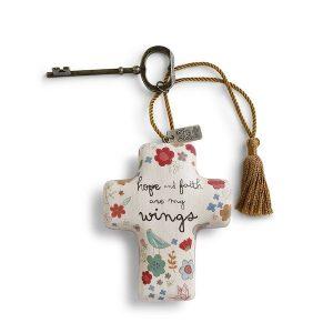 Artful Cross Hope And Faith