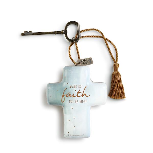 Artful Cross Walk By Faith