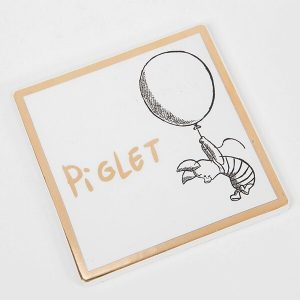 Disney Collectable Coaster Piglet