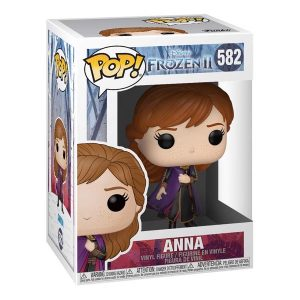 Disney Frozen II Anna Pop Vinyl Figure