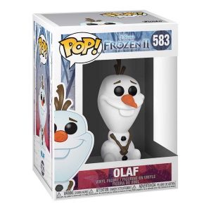 Disney Frozen II Olaf Pop Vinyl Figure
